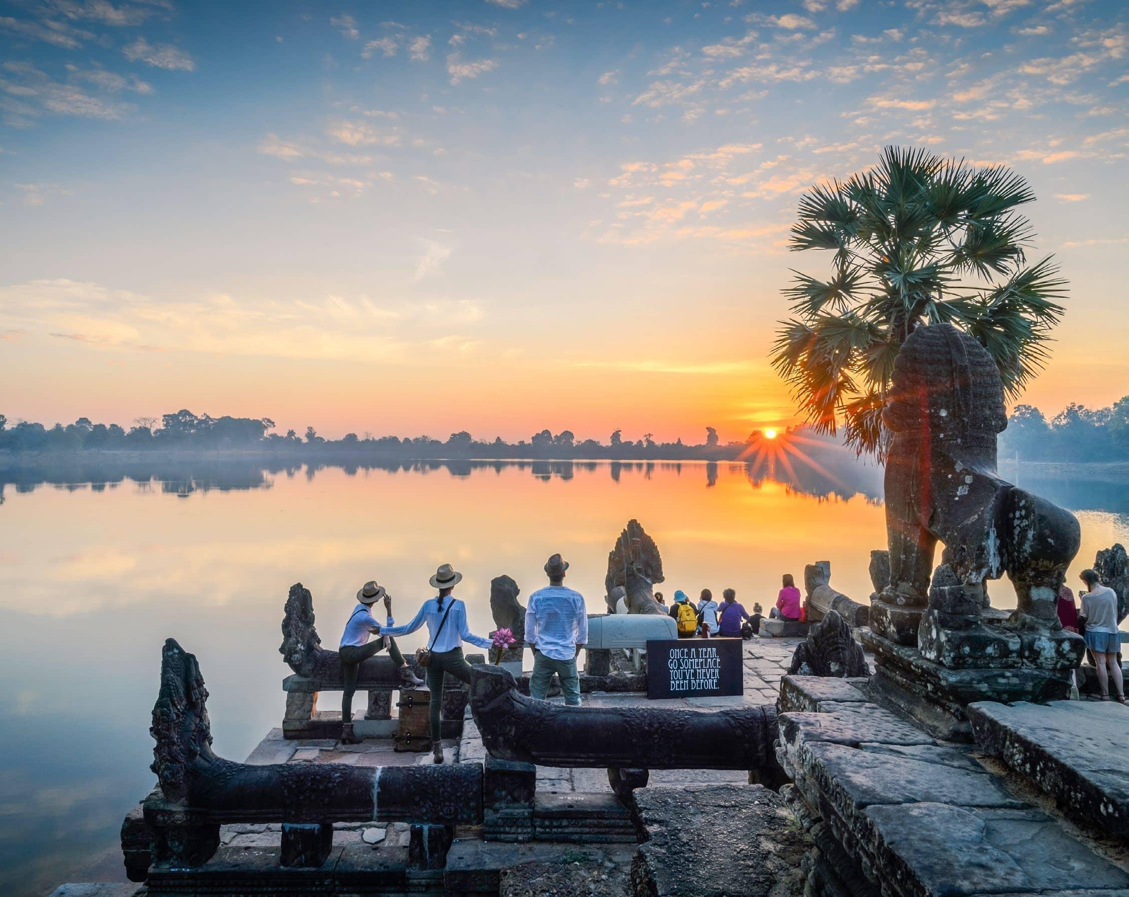 Spas & Spirituality In Siem Reap