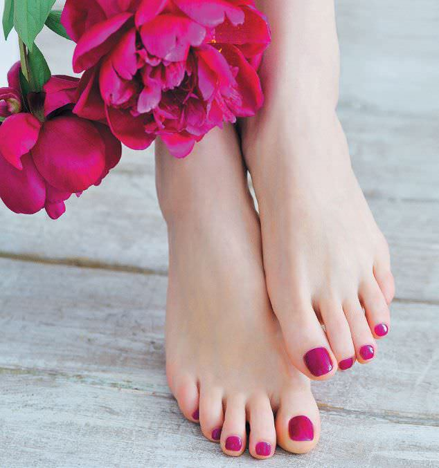 Pamper Your Feet