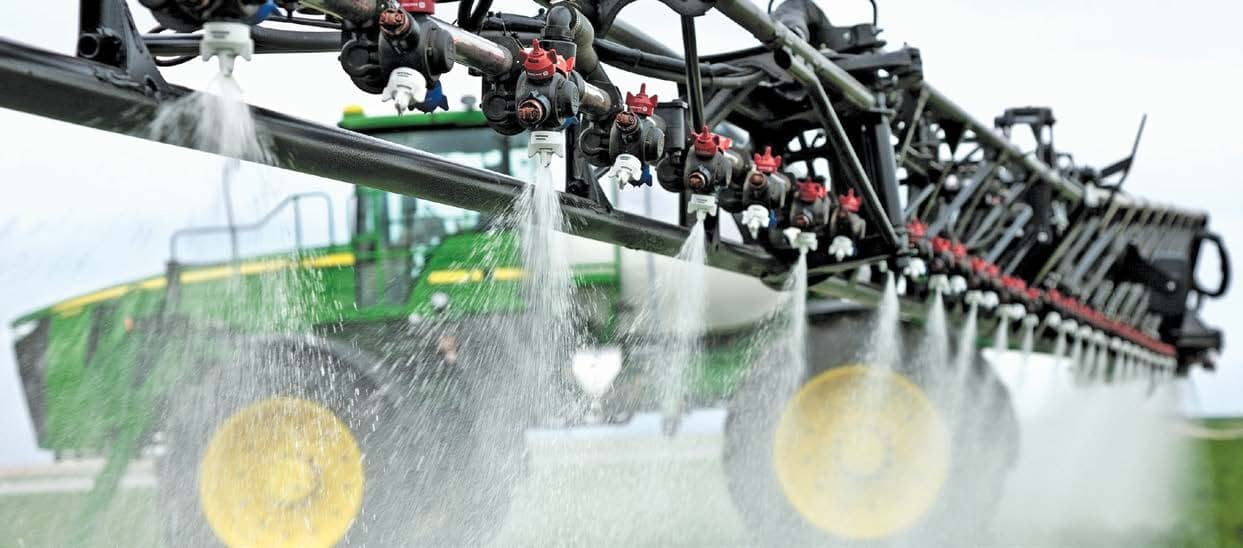Using On-Farm Data To Unlock The Full Potential Of Machinery
