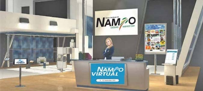 NAMPO VIRTUAL: The show goes online