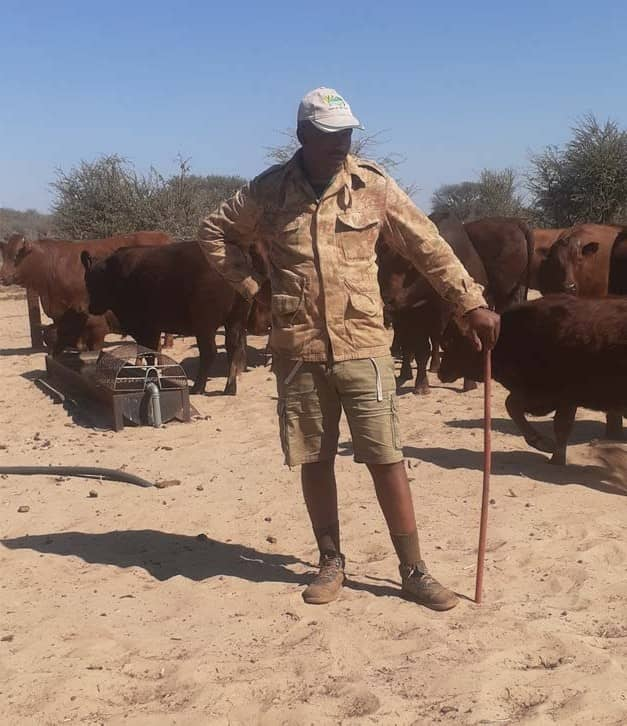 Passion and discipline drive young cattle farmer's success