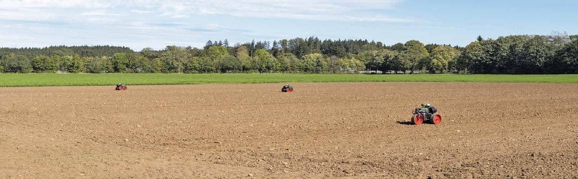 The Latest Generation Of Seed-Sowing Robots