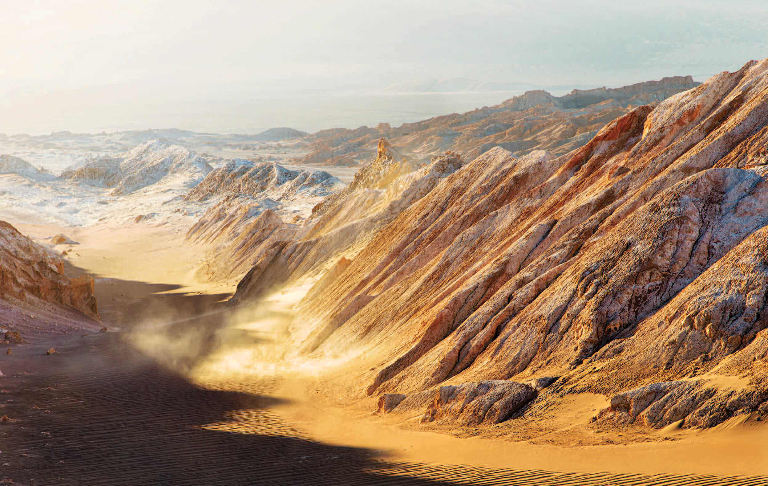 The Most Barren Place On Earth- The Atacama, Chile