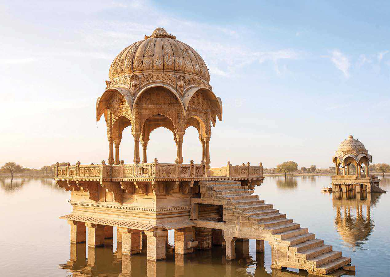 Walk Into The Past In Jaisalmer, Rajasthan