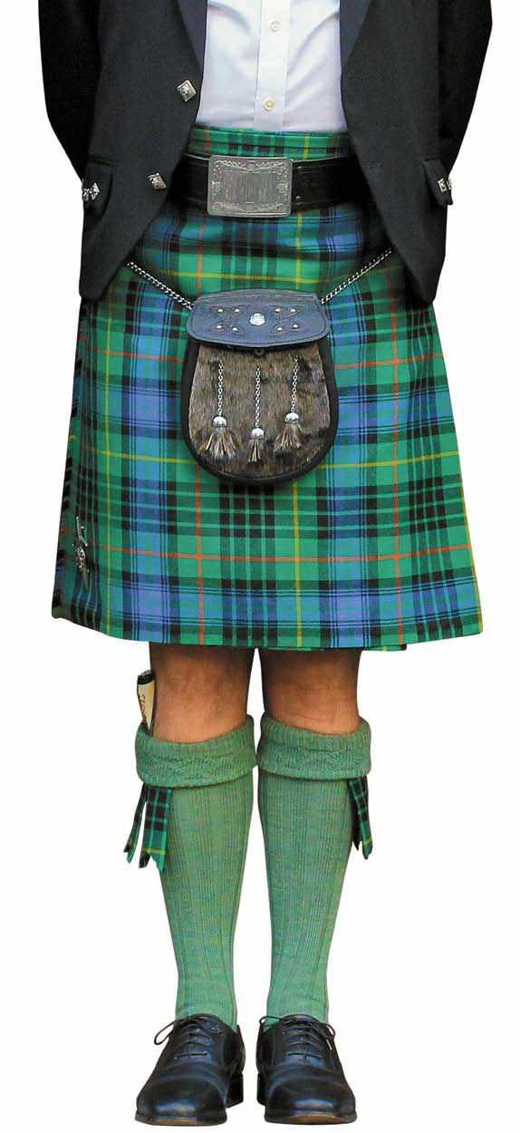 The Scottish Kilt