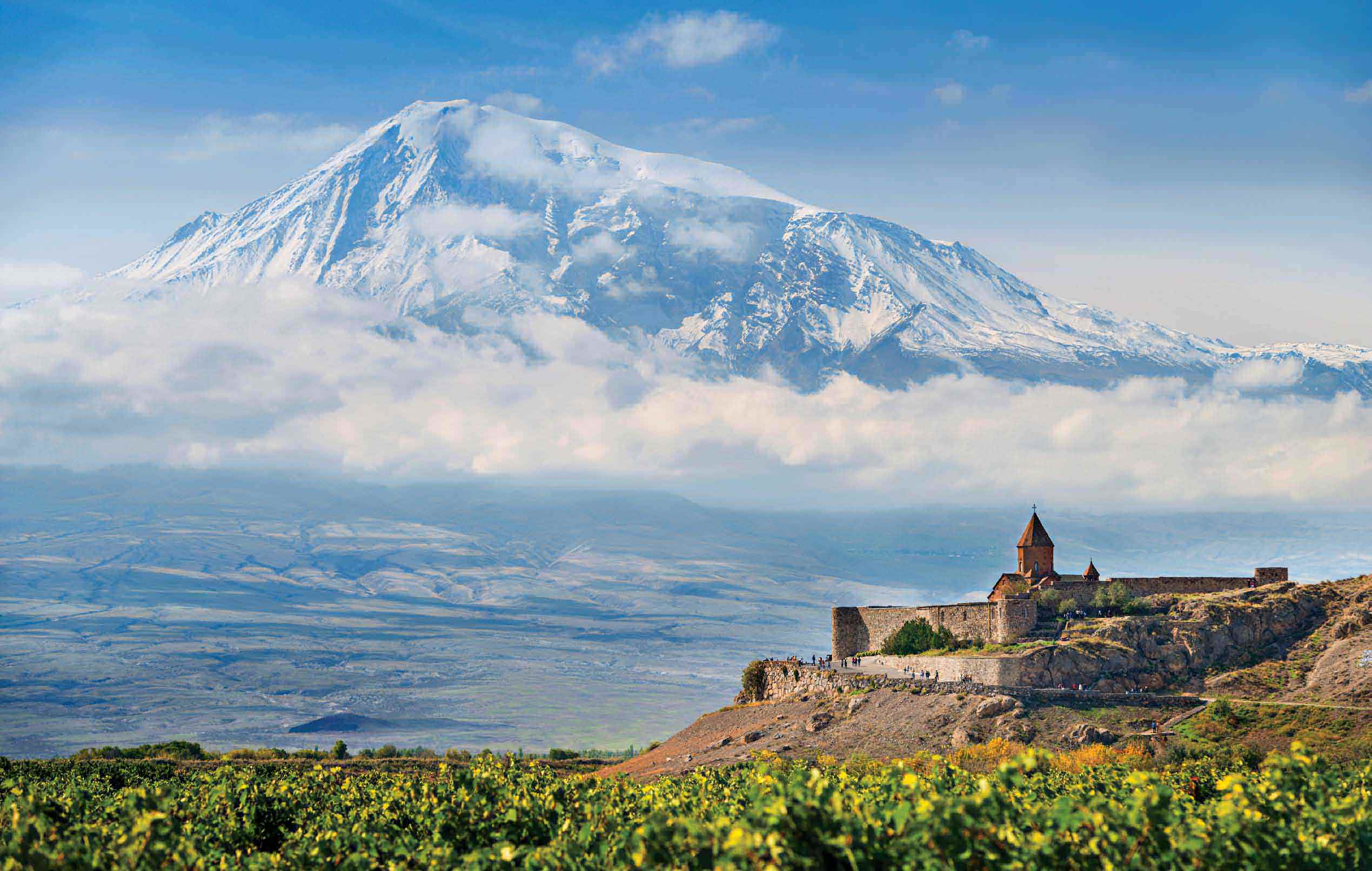 Immense Yourself In Armenia Land Of Snowy Mountains, Mystical Monasteries And Noah's ark