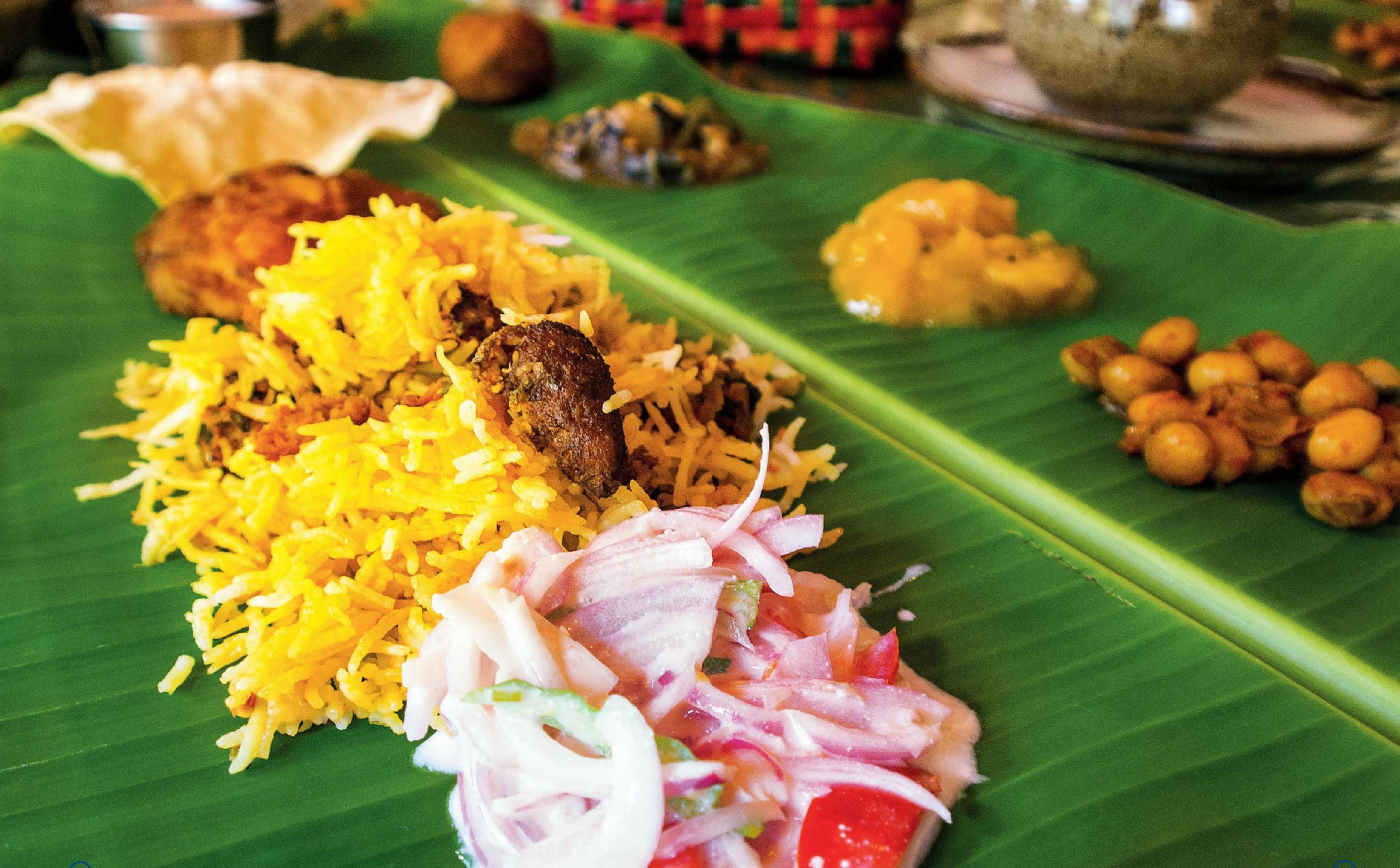 A Food Trail Through Tamil Nadu