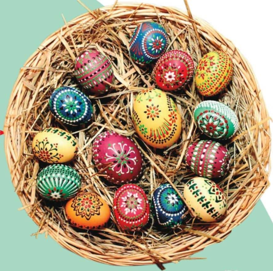 THE SECRET HISTORY OF The Easter egg