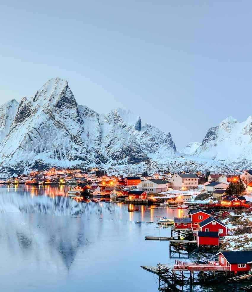 Gourmet Arctic Adventures