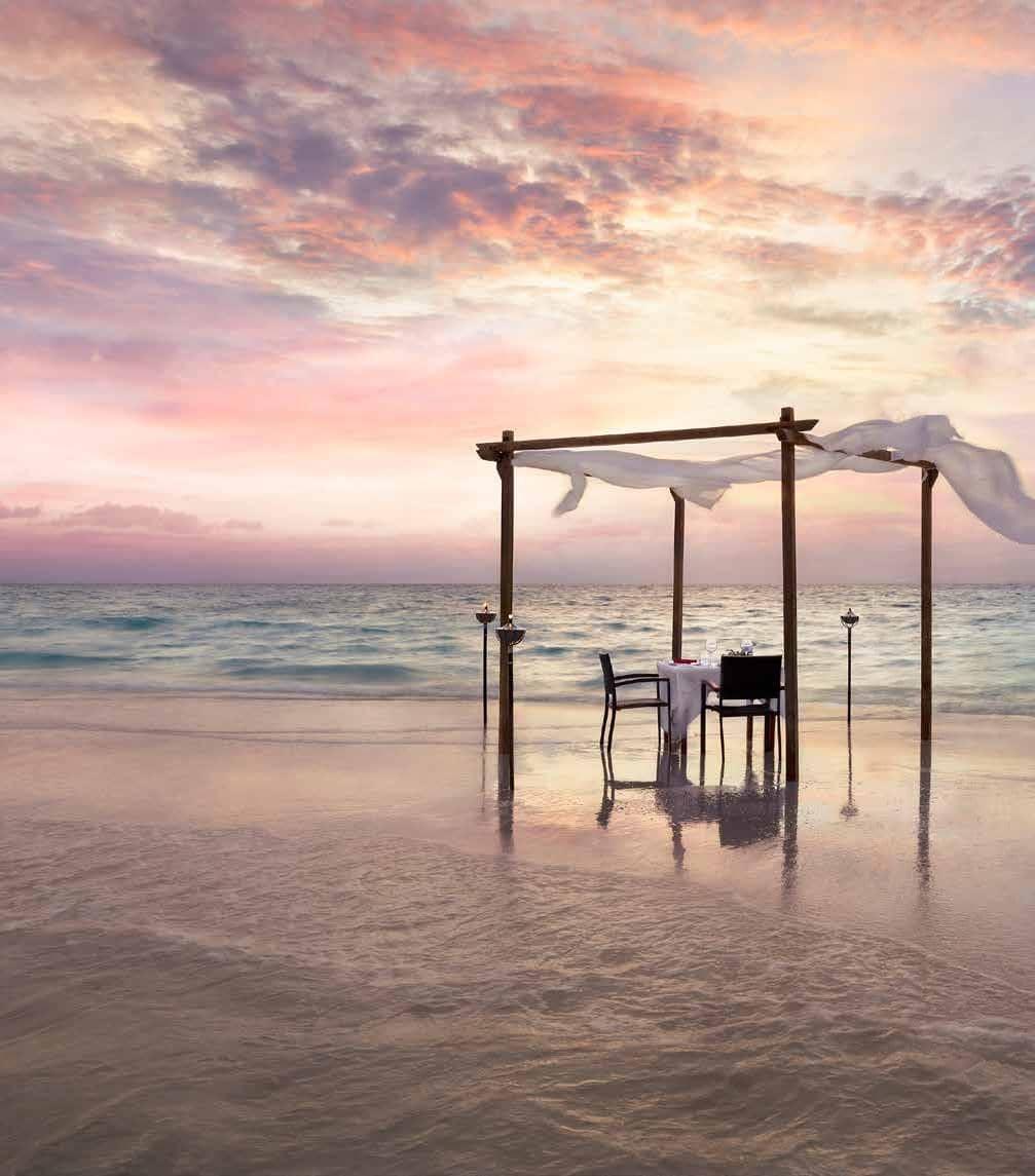 Isolation inspiration: Maldives