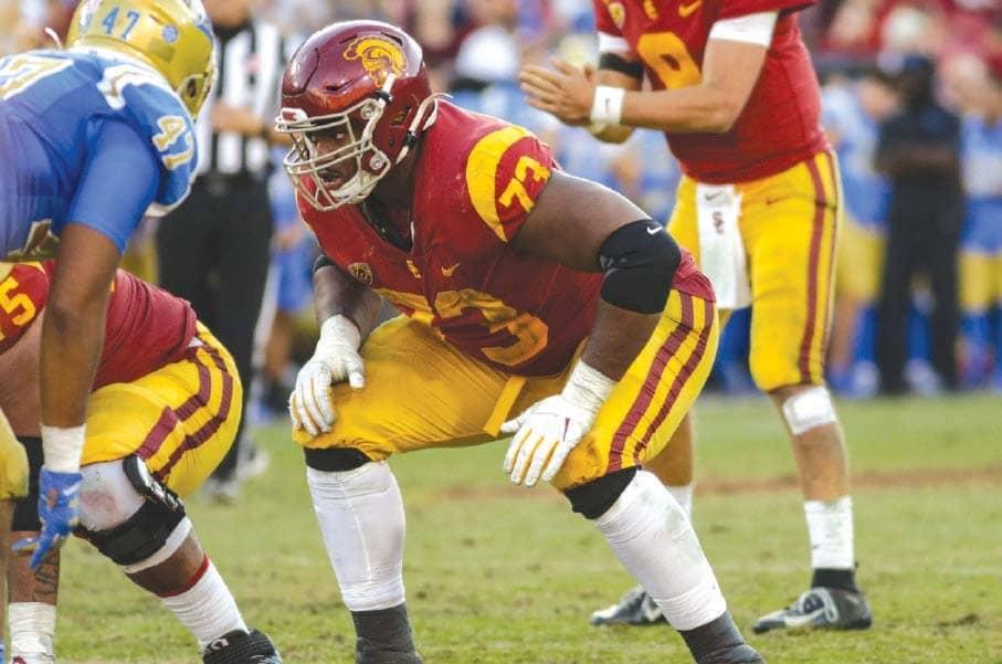 2020 Draft Profiles: Austin Jackson