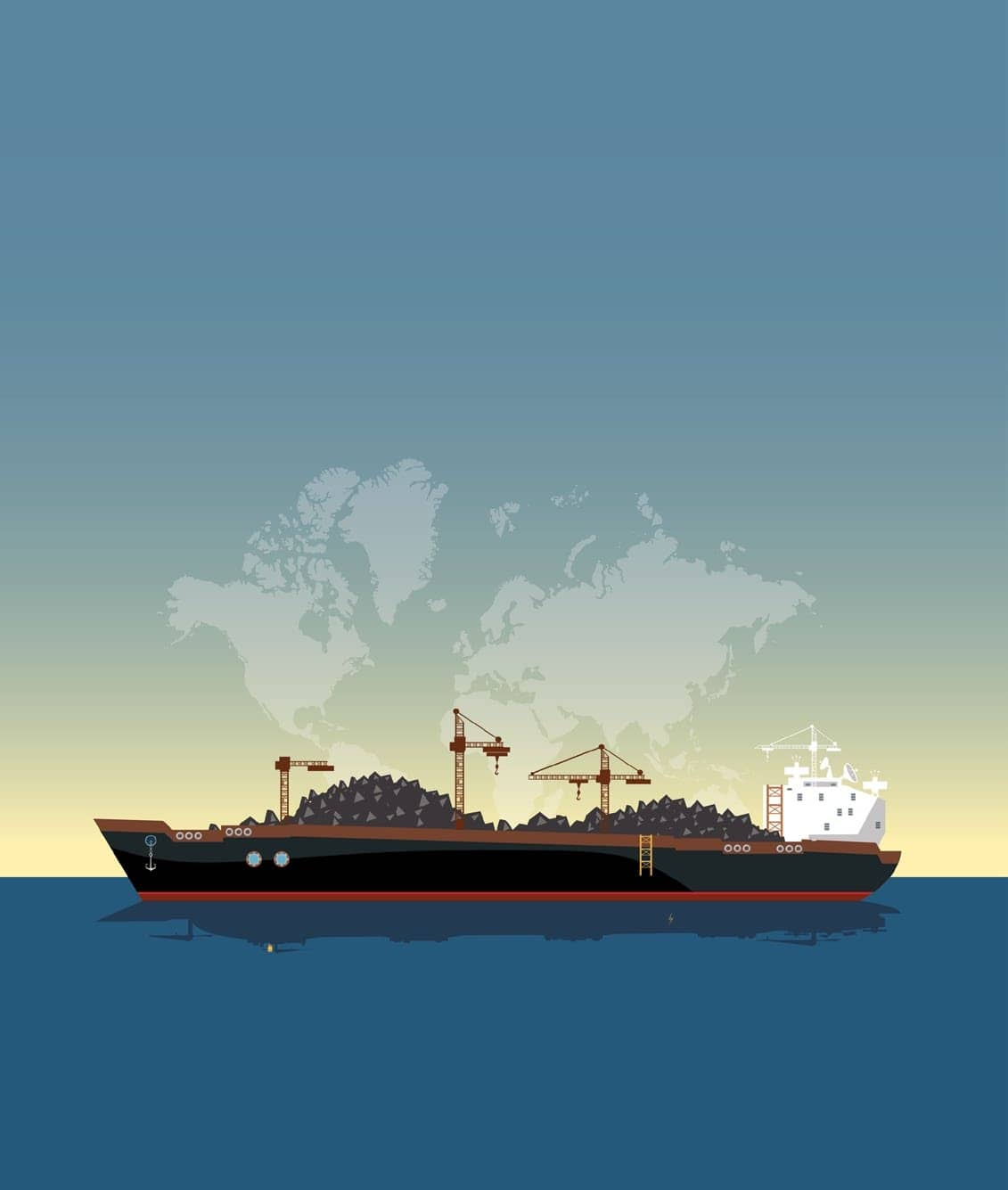 Coal Freight To Turn Costly As IMO2020 Set To Kick In