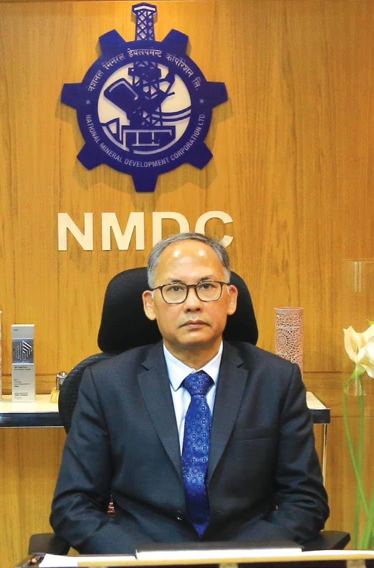 India steel demand likely to fall steeper than most developing markets: NMDC head