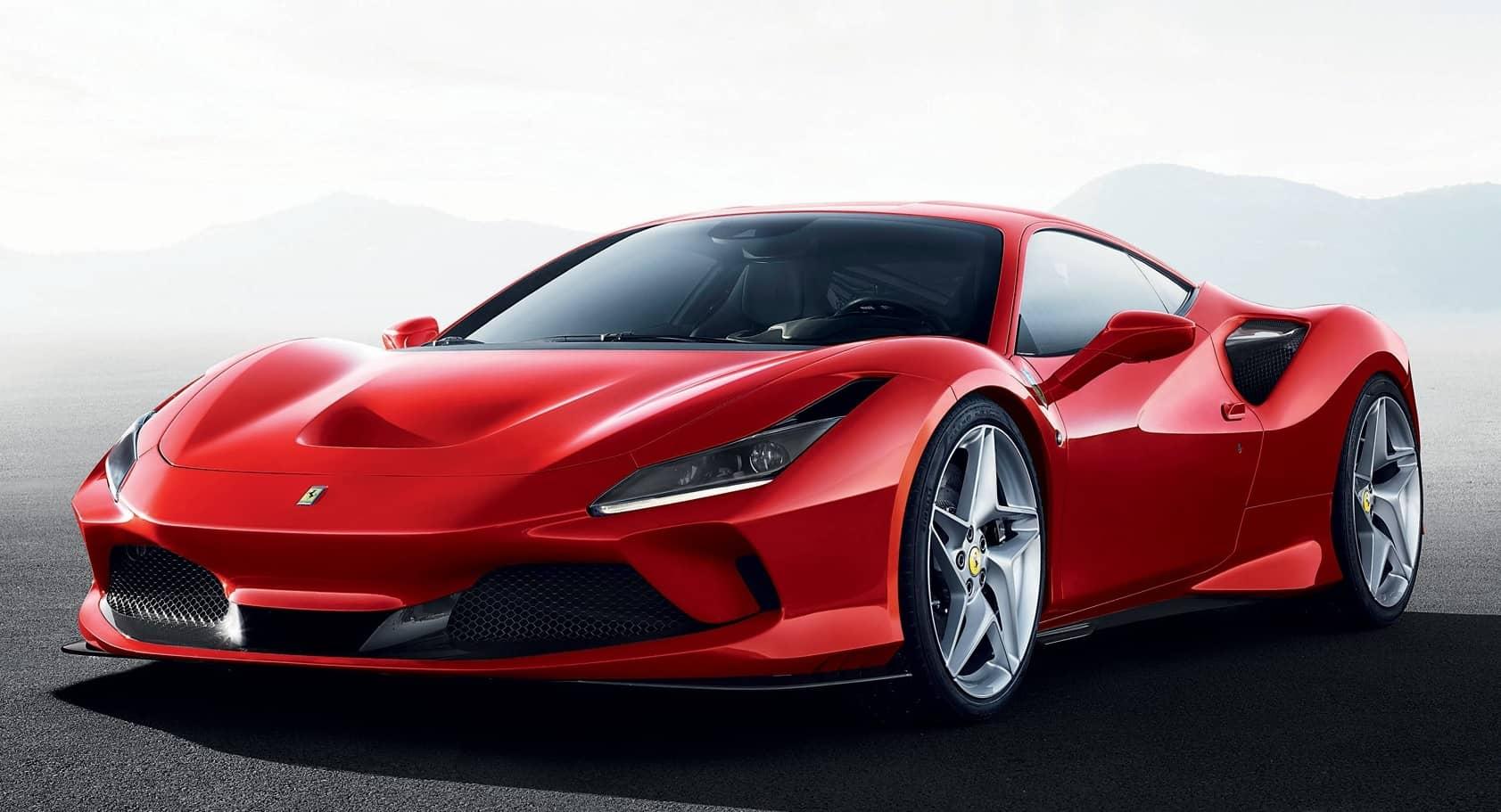 Ferrari F8 Tributo - La Tradicion Continua