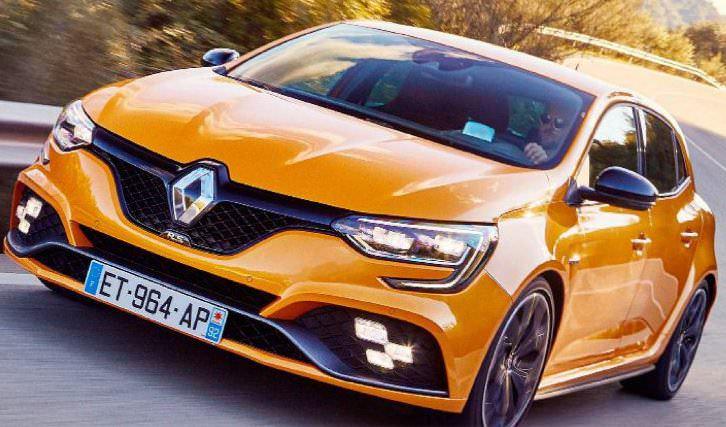Renault Megane R.S - Sangue Na Guelra