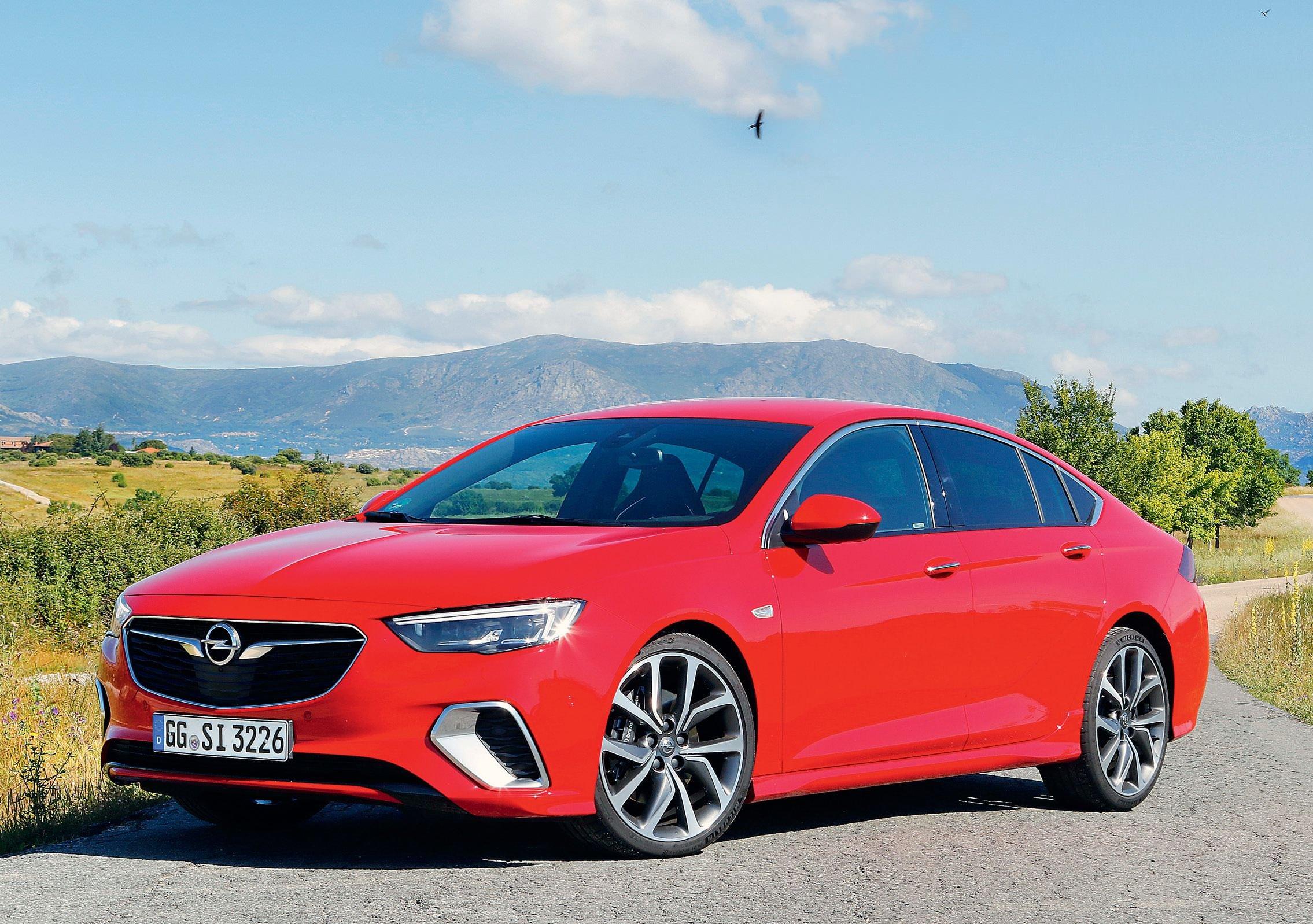 Opel Insignia Grand Sport Gsi 2.0 Cdti BiturboRey Del Asfalto
