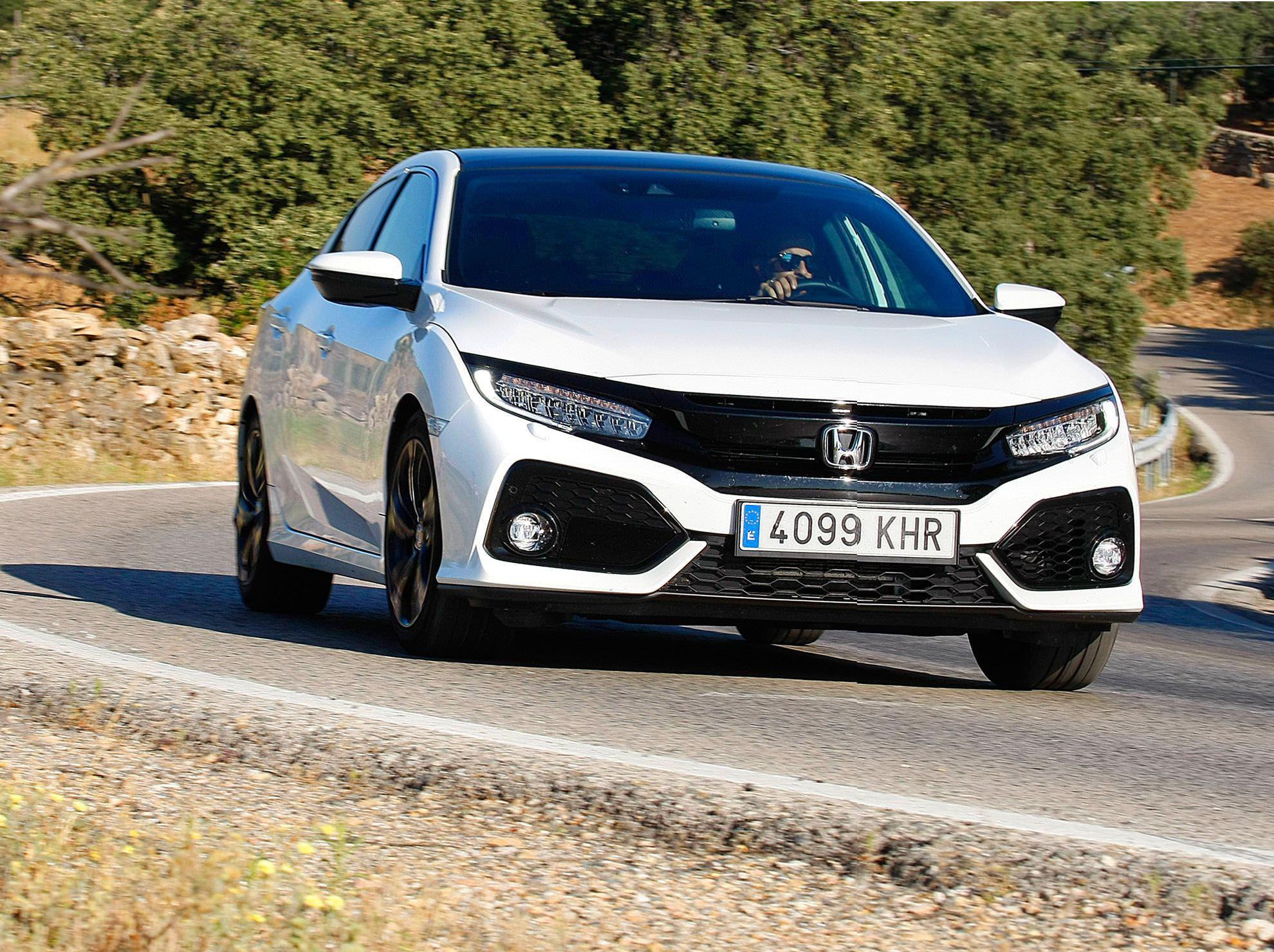 Honda Civic 1.6 I-dtec 120 Cv Executivela Última Oportunidad