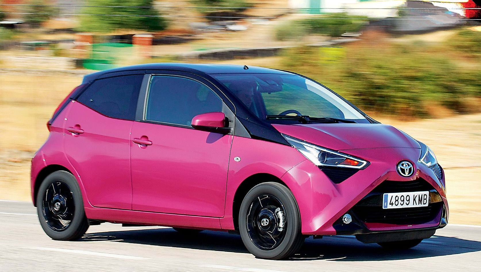 Toyota Aygo 1.0 X-cite - Con Mucho Estilo