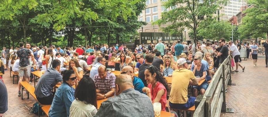 Few Ways To Enjoy The Best In Beer Around Boston