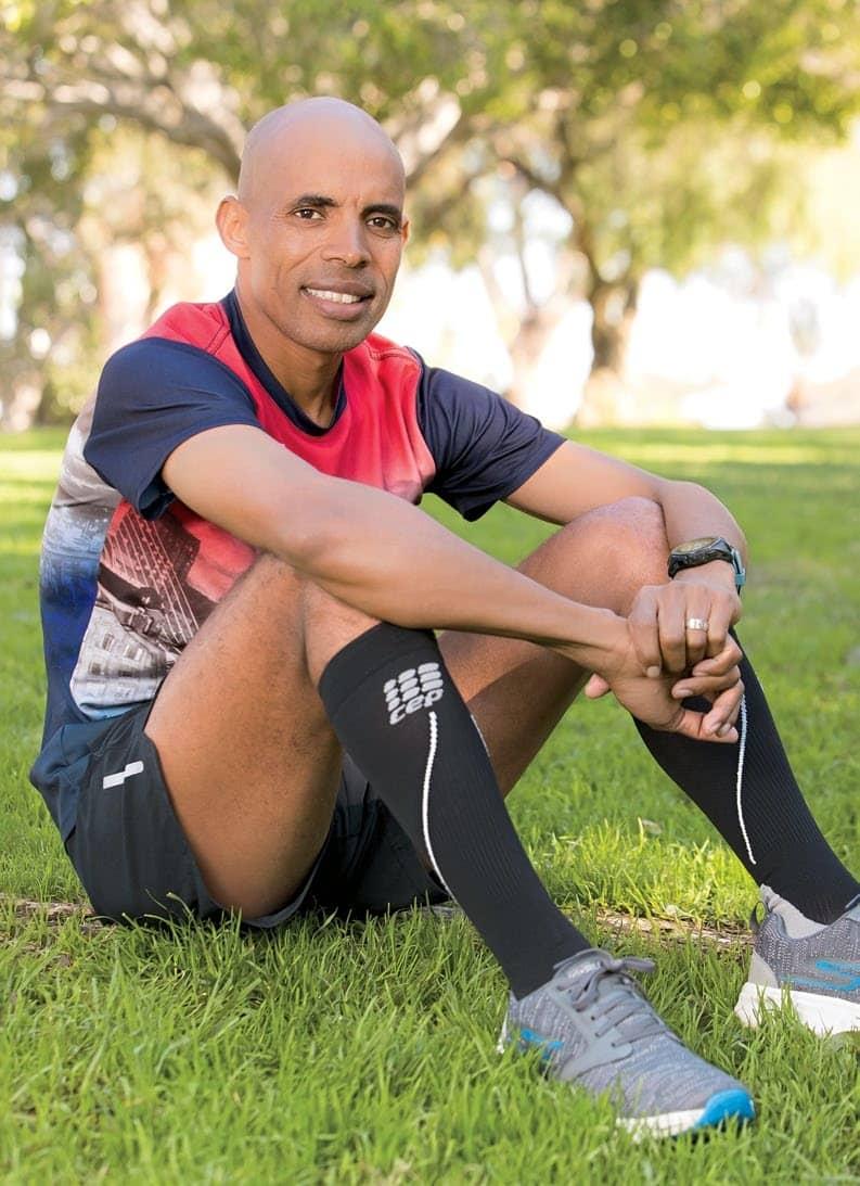 The Faith Of A Long-Distance Runner Marathon Man