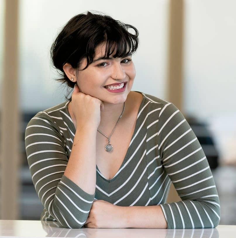 Everyday Greatness: Maria Rose Belding