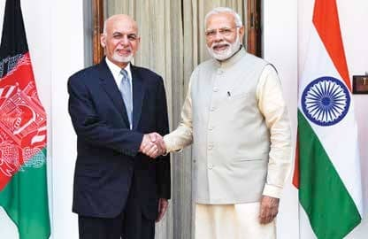 India-Afghanistan Relations: Moving From Strength To Strength