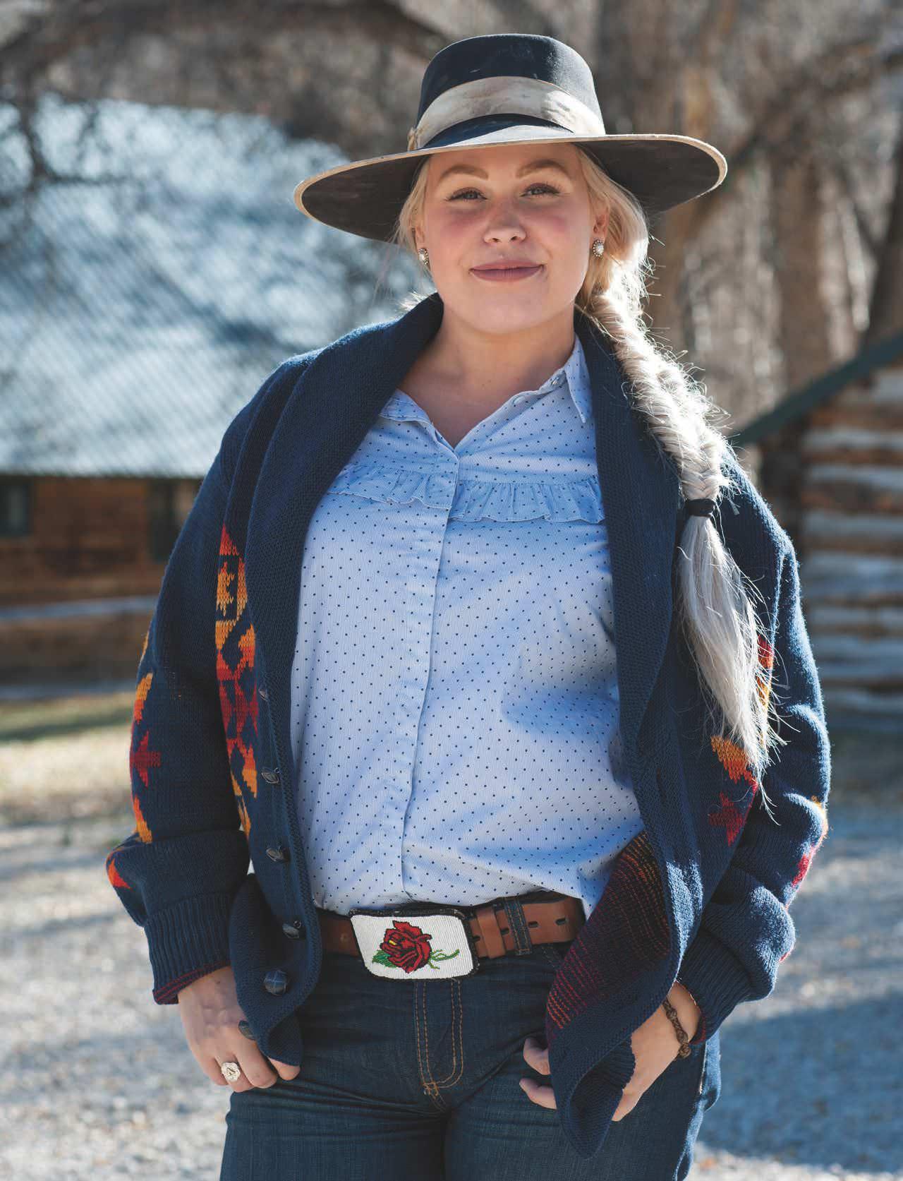 Cowgirl Troubadour