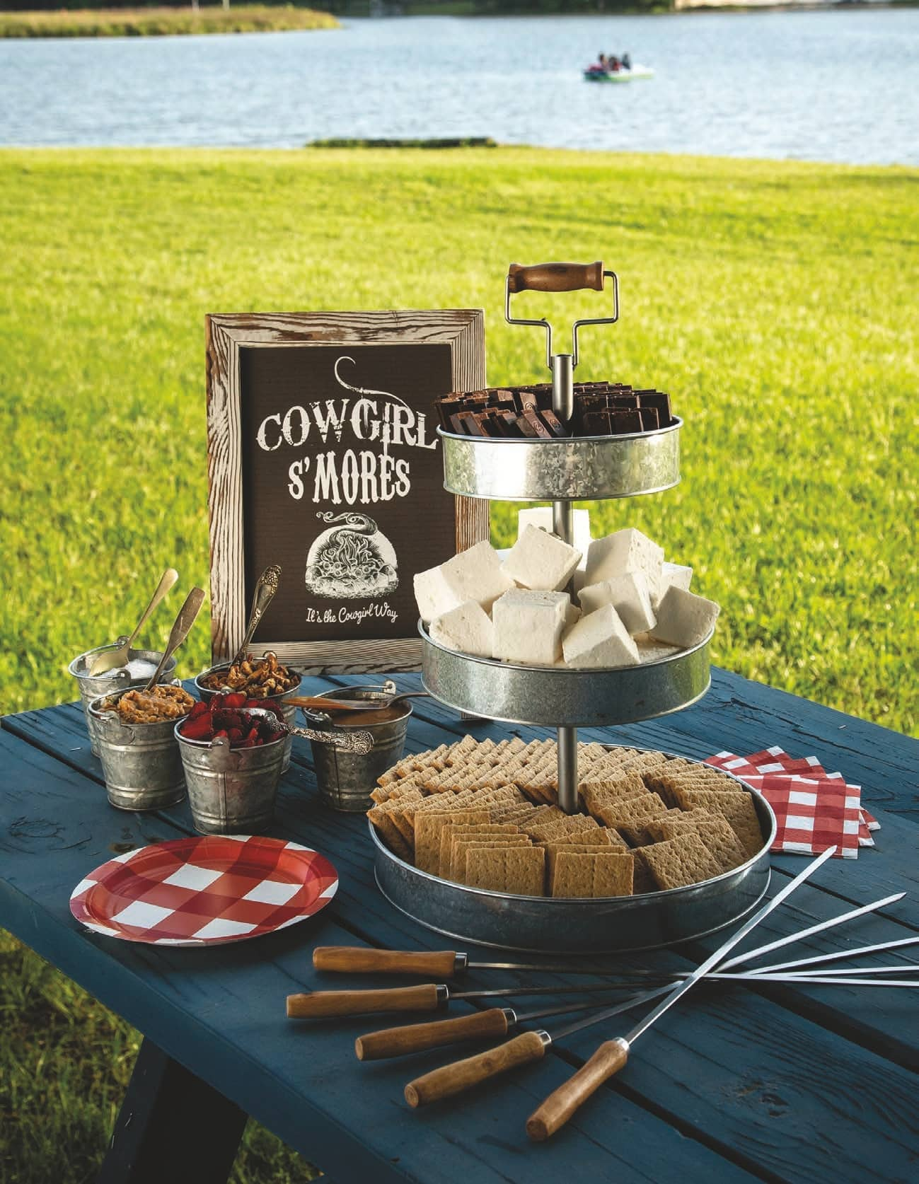 COWGIRL S'MORES