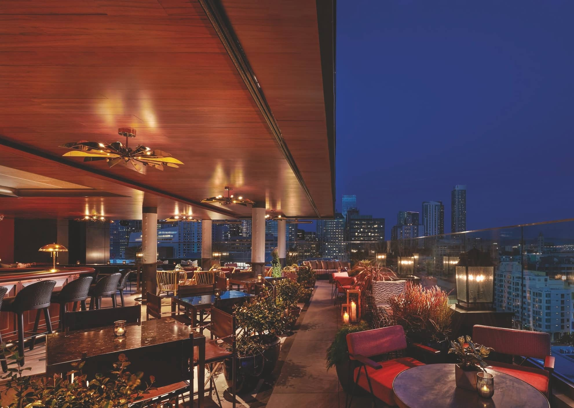10 Dining Patios For San Francisco's Sunny Indian Summer