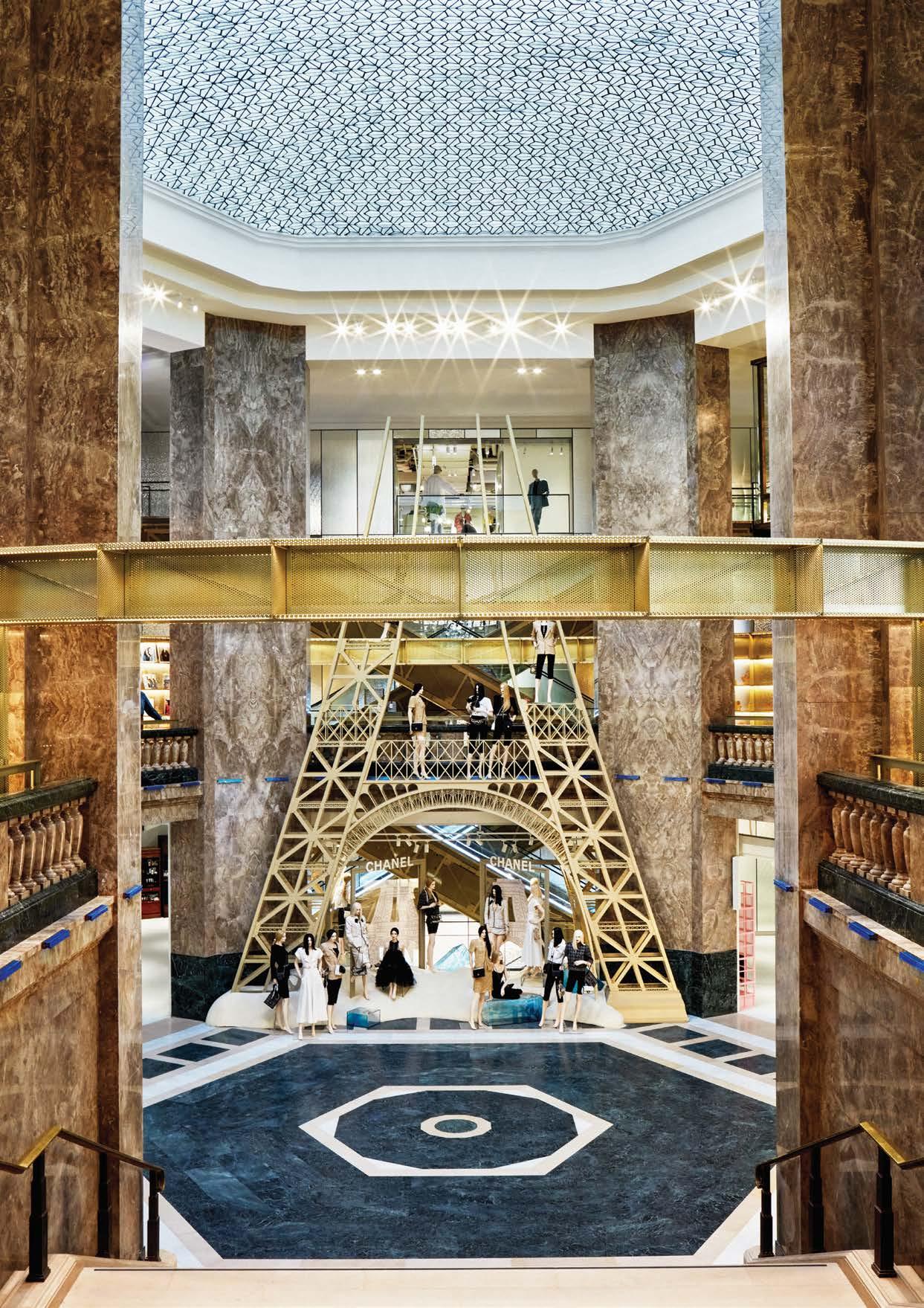A Parisian Shopping Spree
