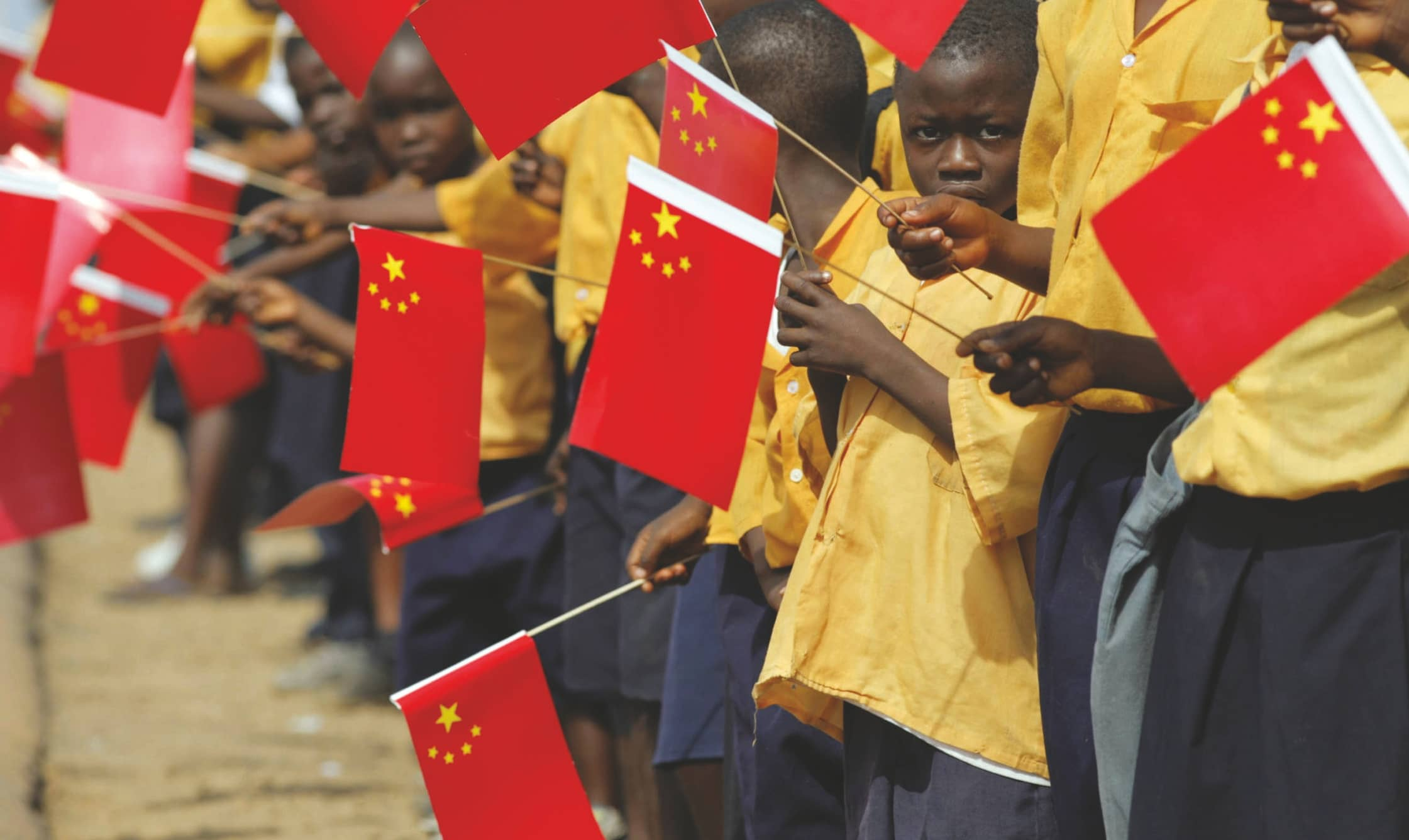 SOFT-POWER DIPLOMACY OF CHINA IN THIRD WORLD COUNTRIES IN THE TIMES OF COVID-19