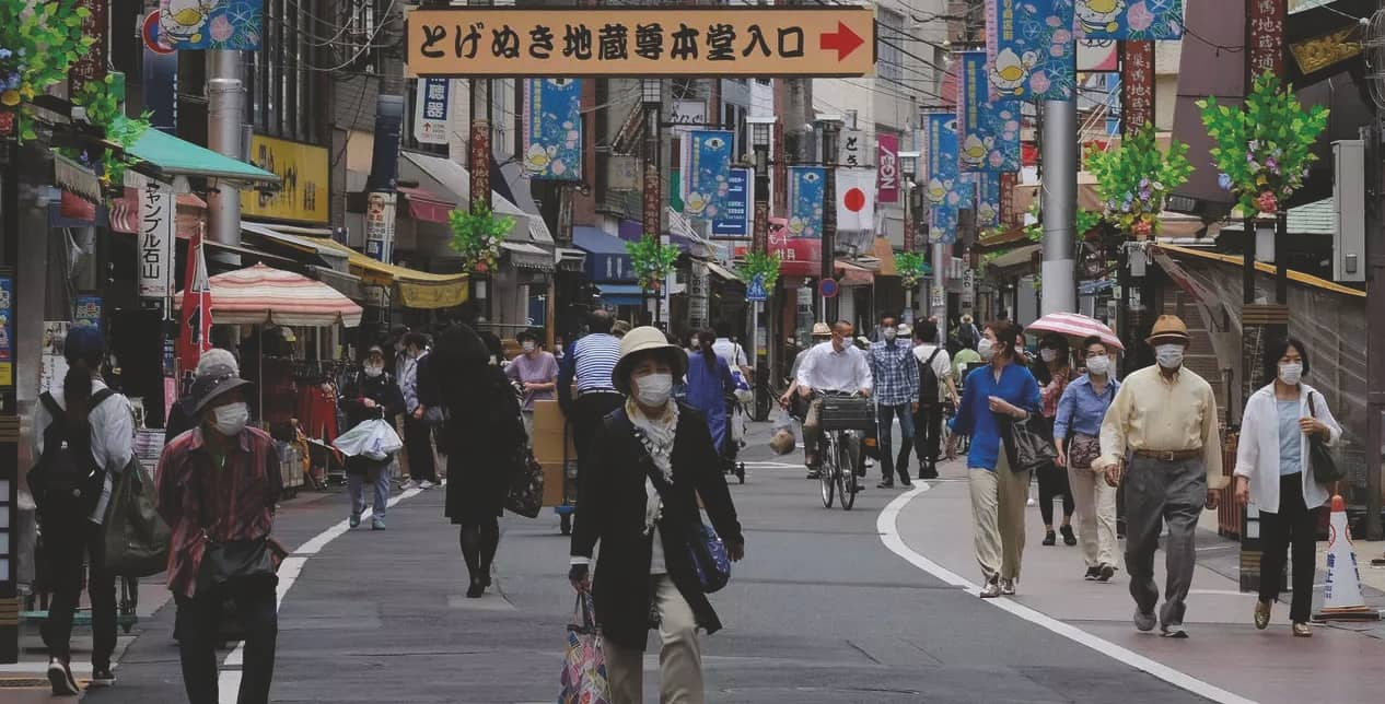 THE RECESSION IN JAPAN AND ITS IMPACT ON THE GLOBAL ECONOMY