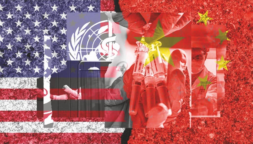 IMPACT OF US-CHINA CONFLICT ON GLOBAL PUBLIC HEALTH LEADERSHIP