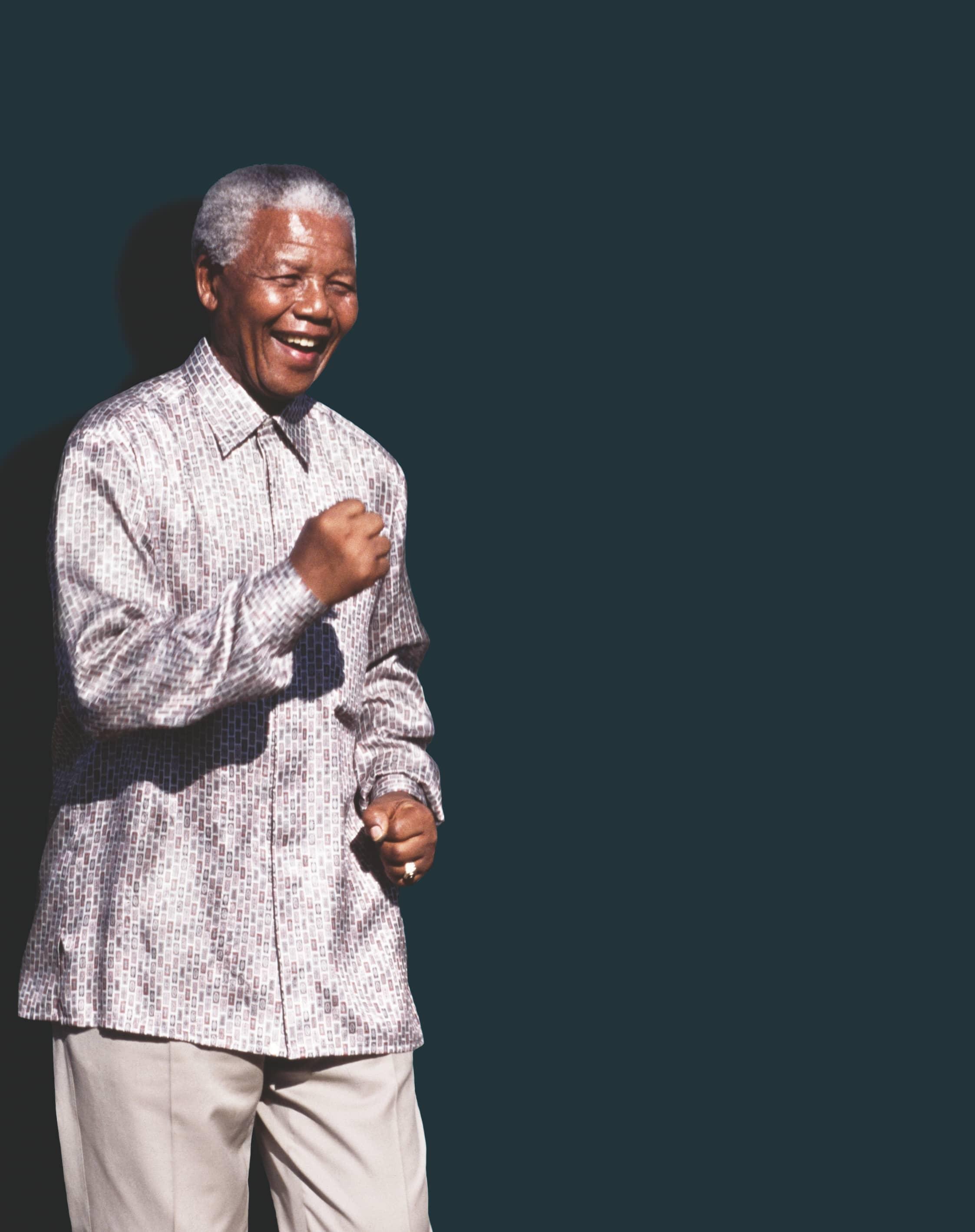 REMEMBERING NELSON MANDELA: SOUTH AFRICA'S GREATEST SON