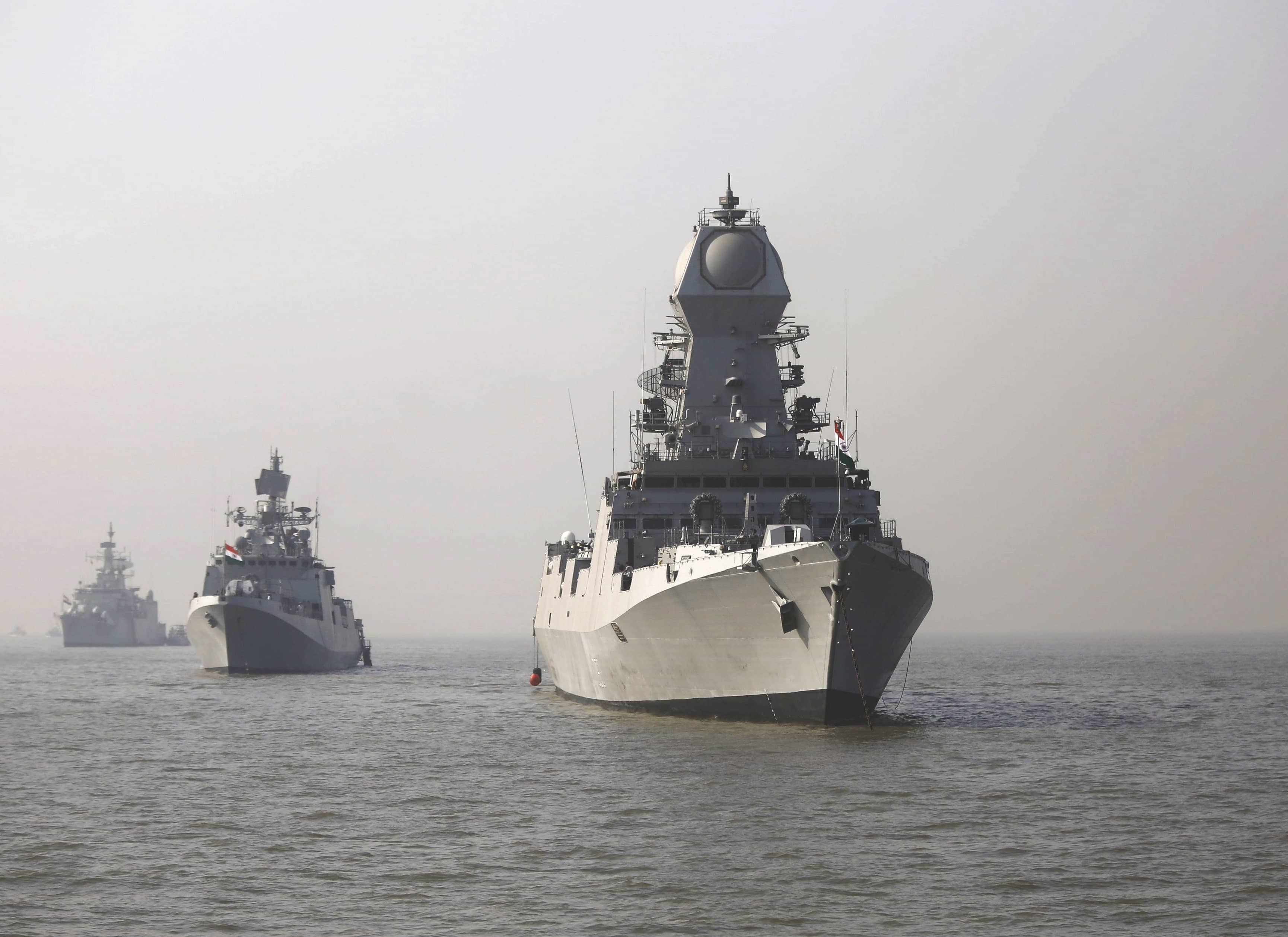 CHANGING DYNAMICS OF INDIA'S MARITIME POLICY