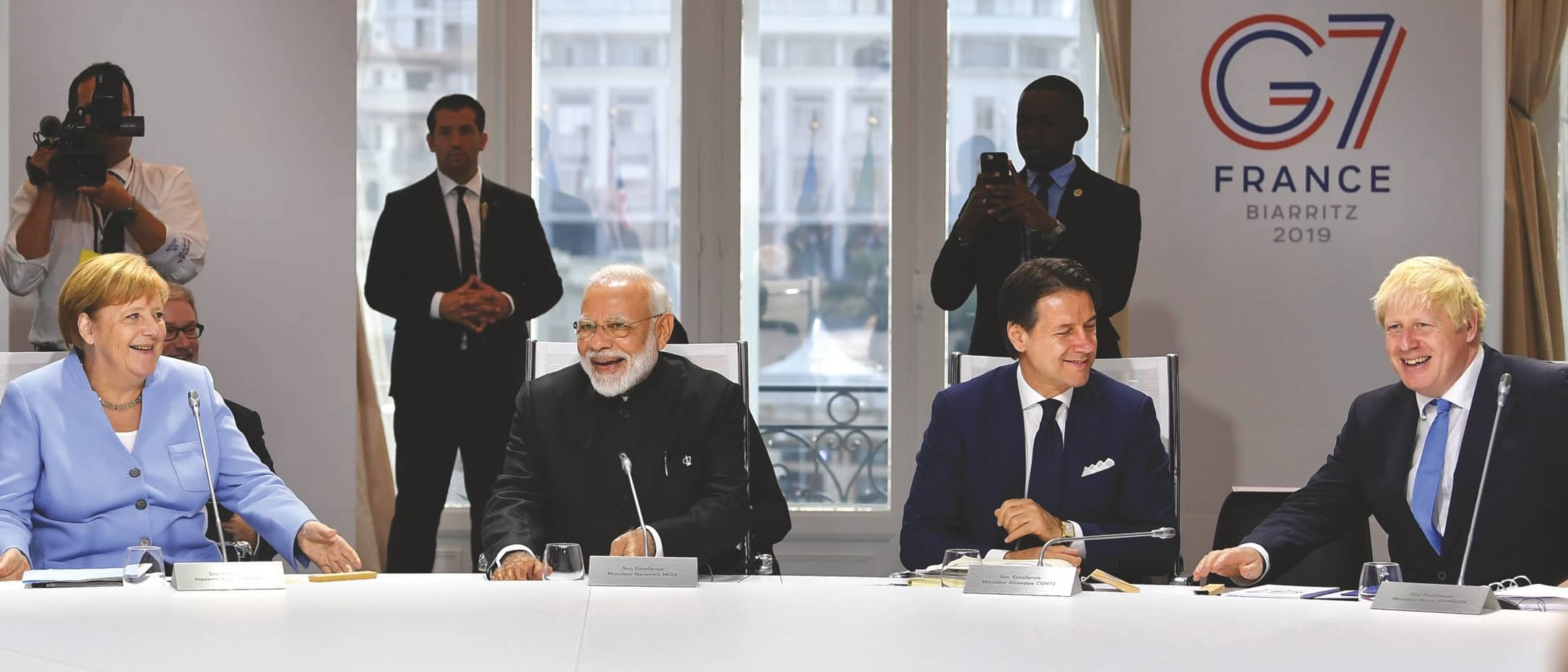 EXPANDING G7 WHAT DOES IT MEAN FOR INDIA?