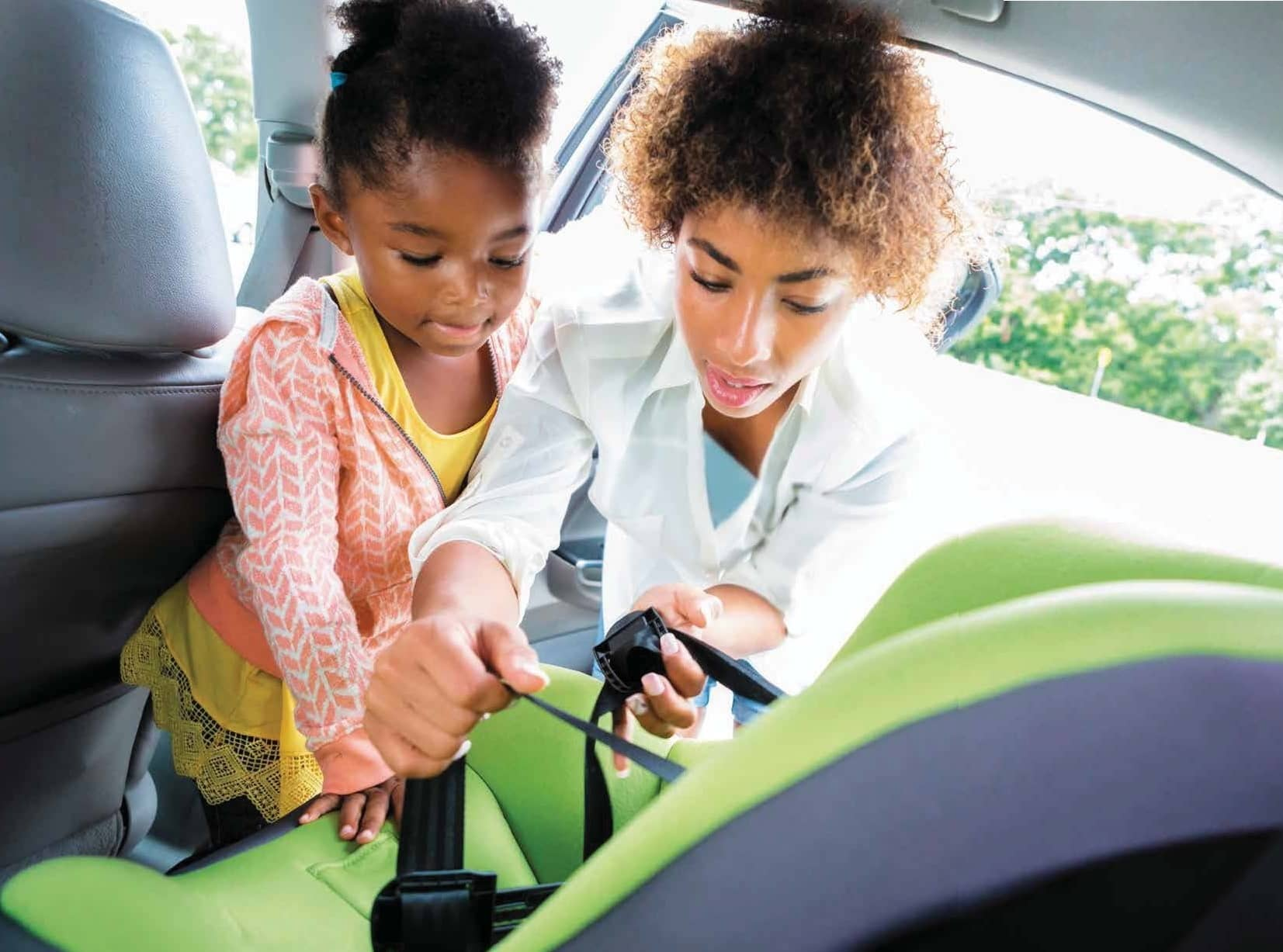 Safety Tips When Driving With Kids