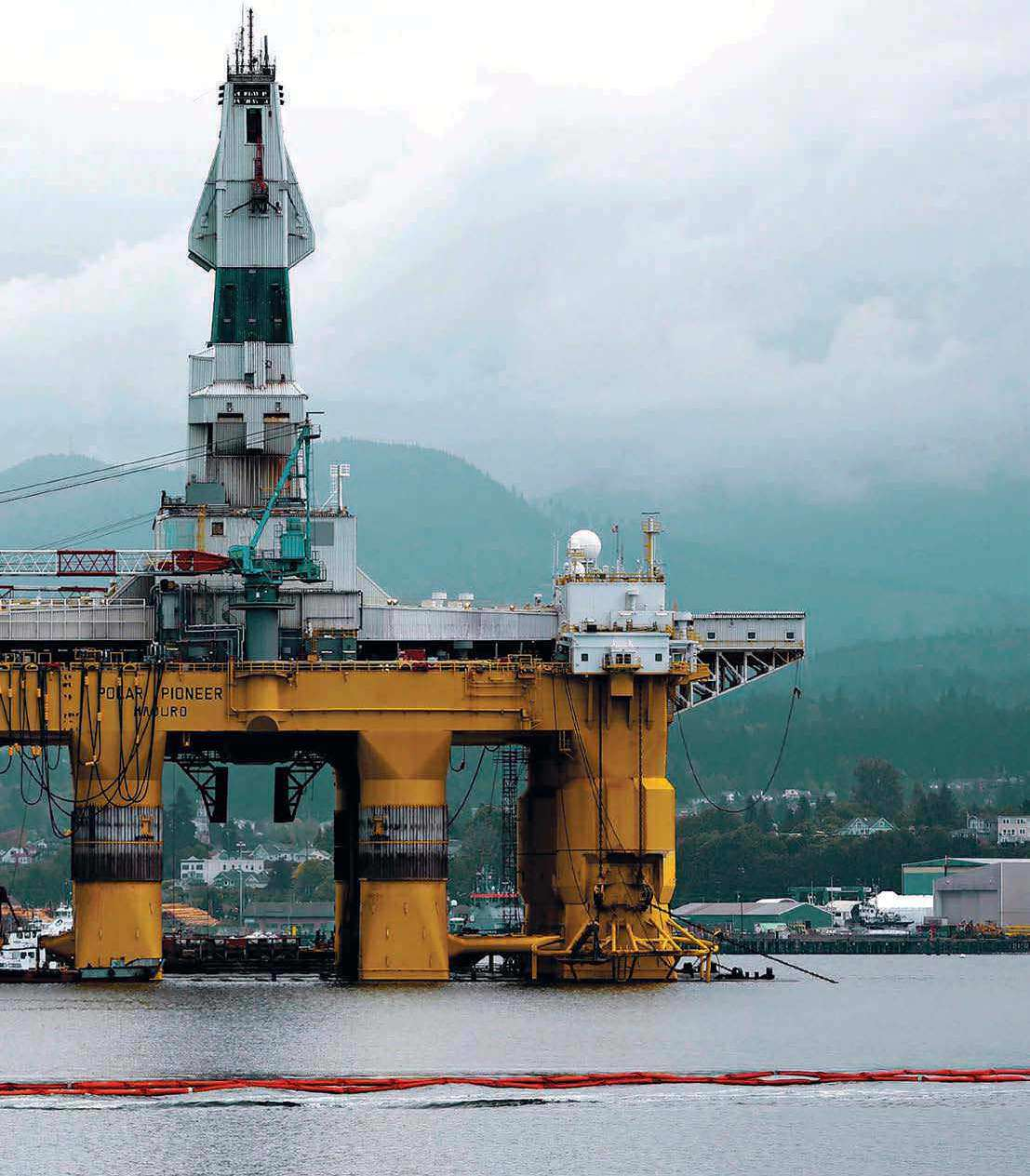 Shell's Risky, Expensive Plan To Drill, Baby, Drill