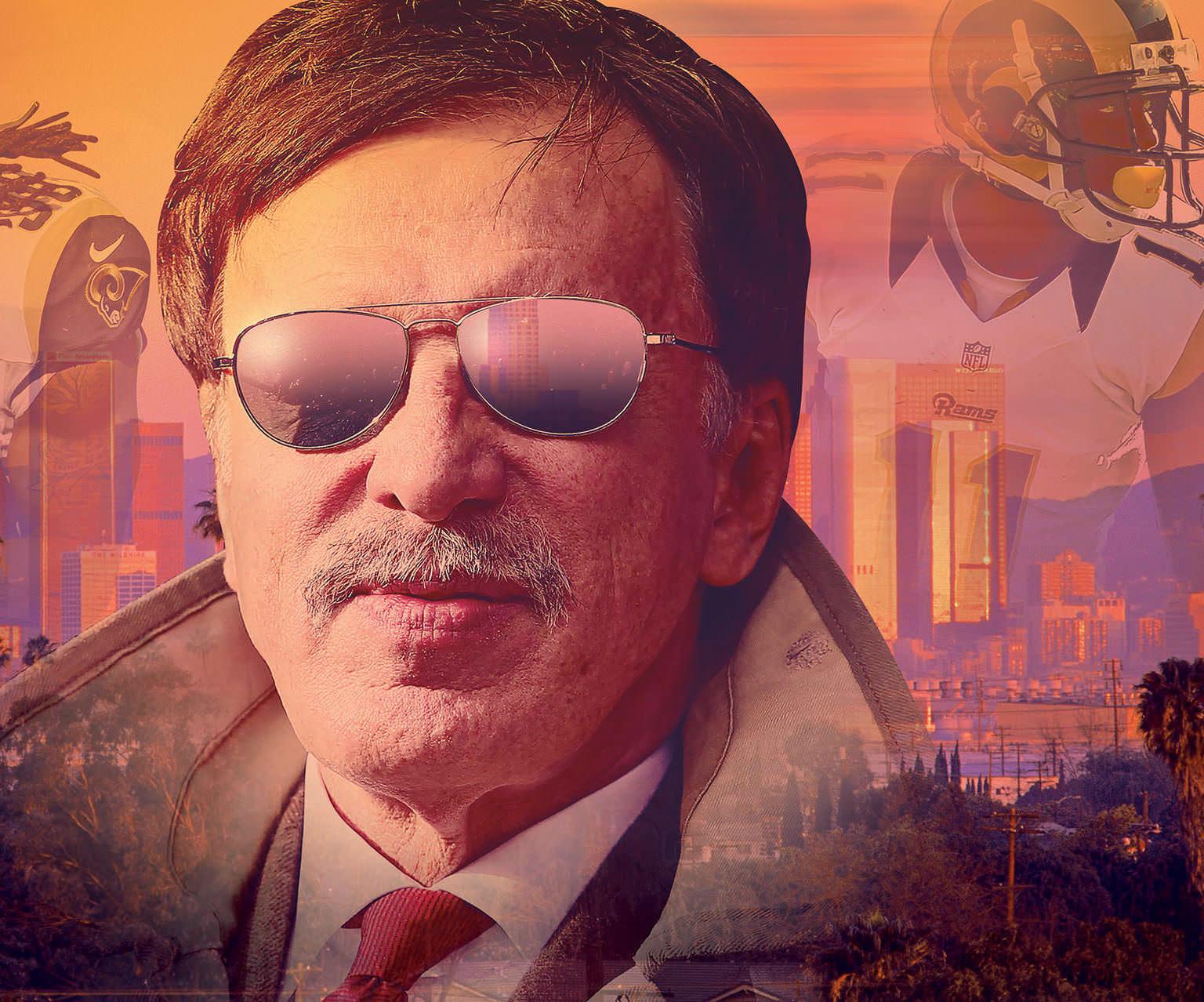 NFL Owner Stan Kroenke Wants to Take Over L.A.