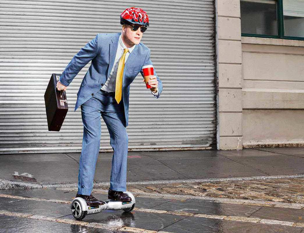 This Company Is Winning the Hoverboard Race