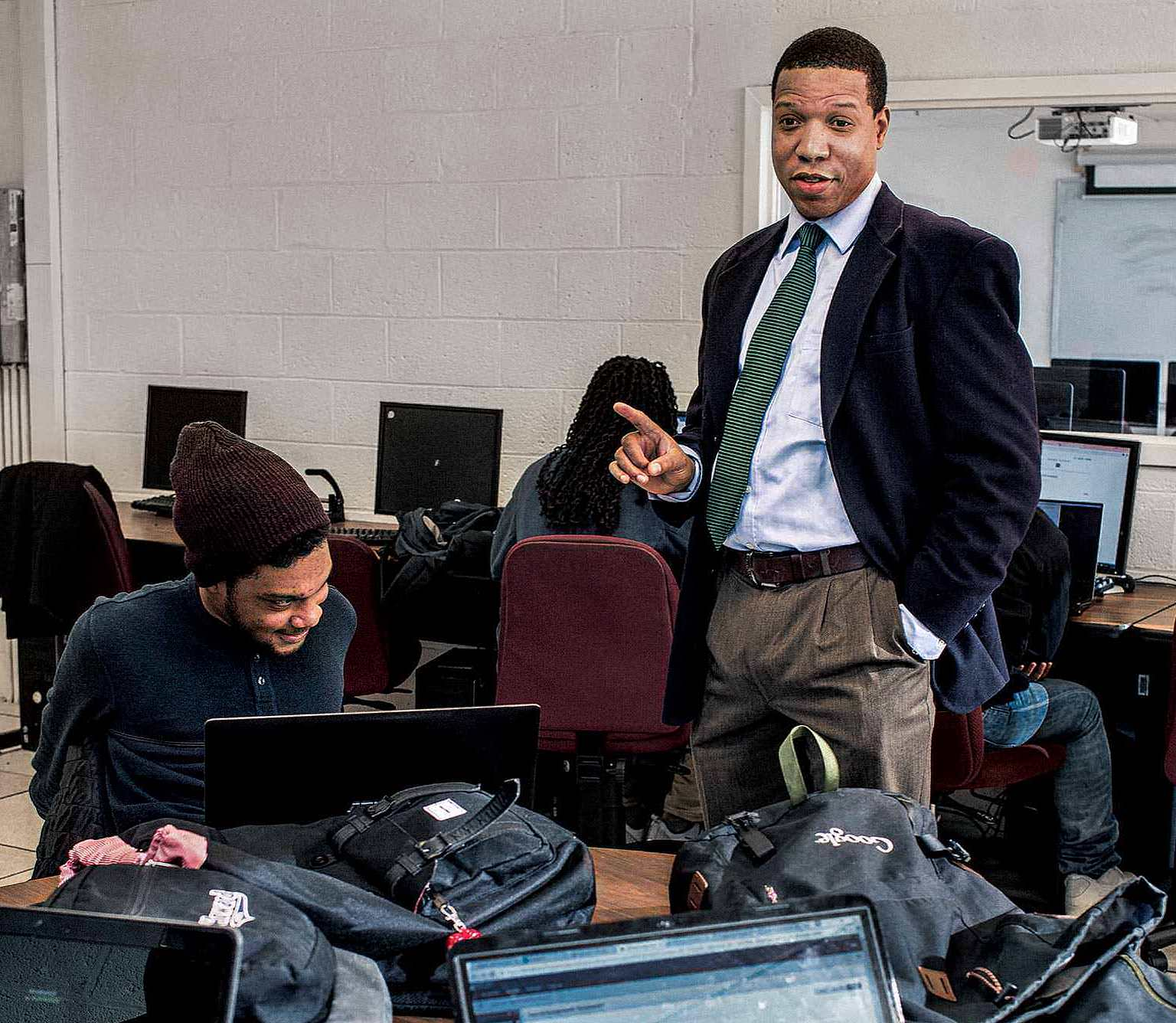 Why Doesn't Silicon Valley Hire Black Coders?