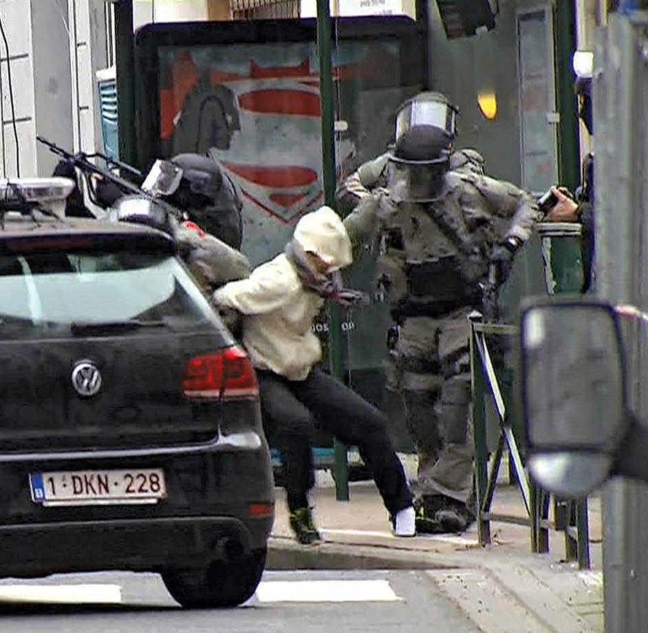 Brussels: Europe's Jihadi Capital