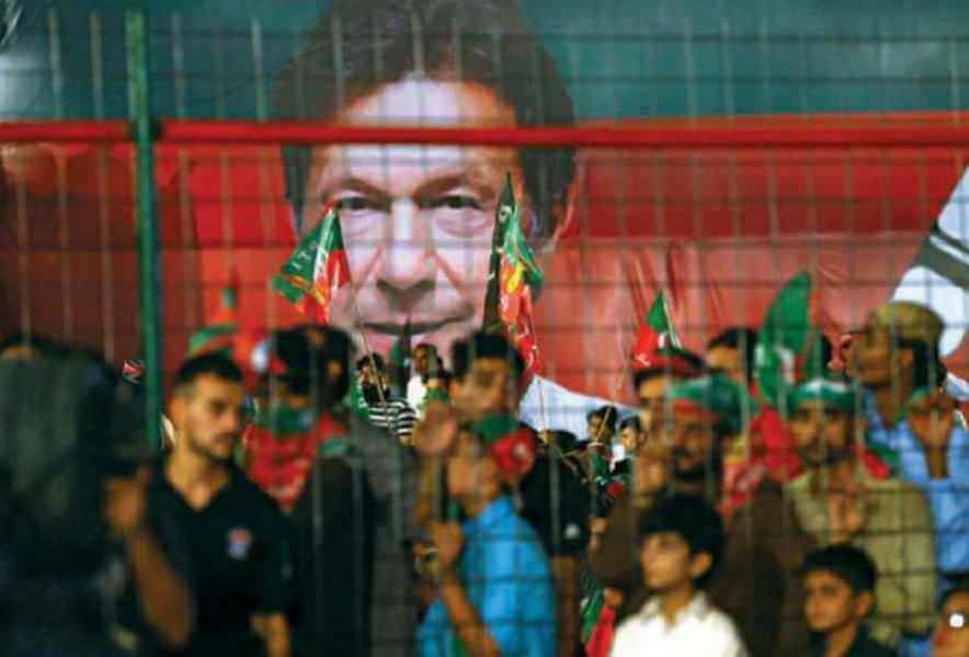 Meet The New Pakistan, A Lot Like The Old Pakistan