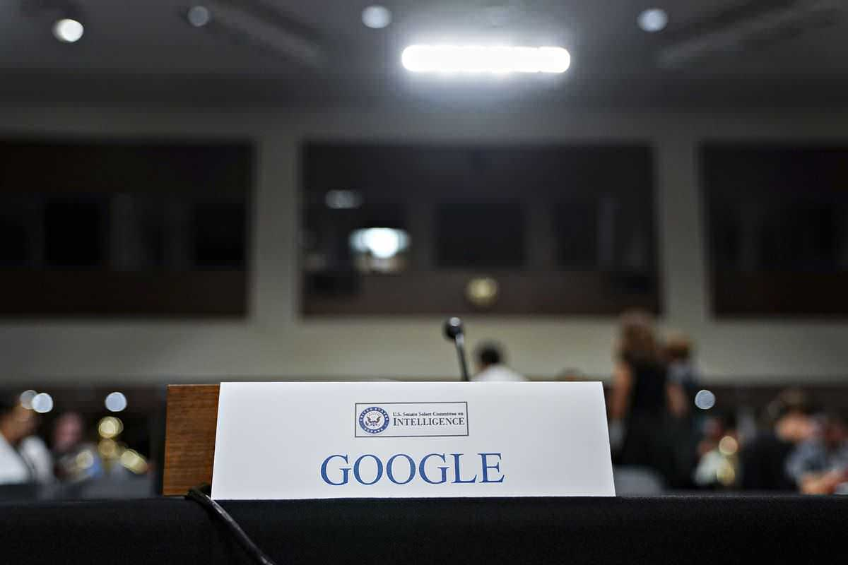 Where's Larry Page?