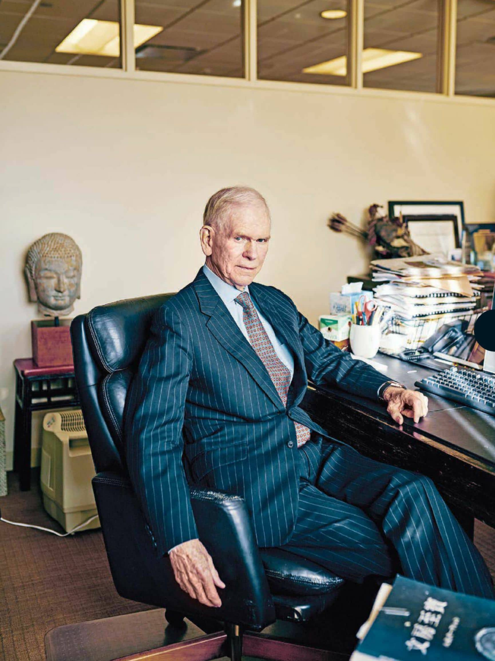 An Investing Prophet Takes On Climate Change