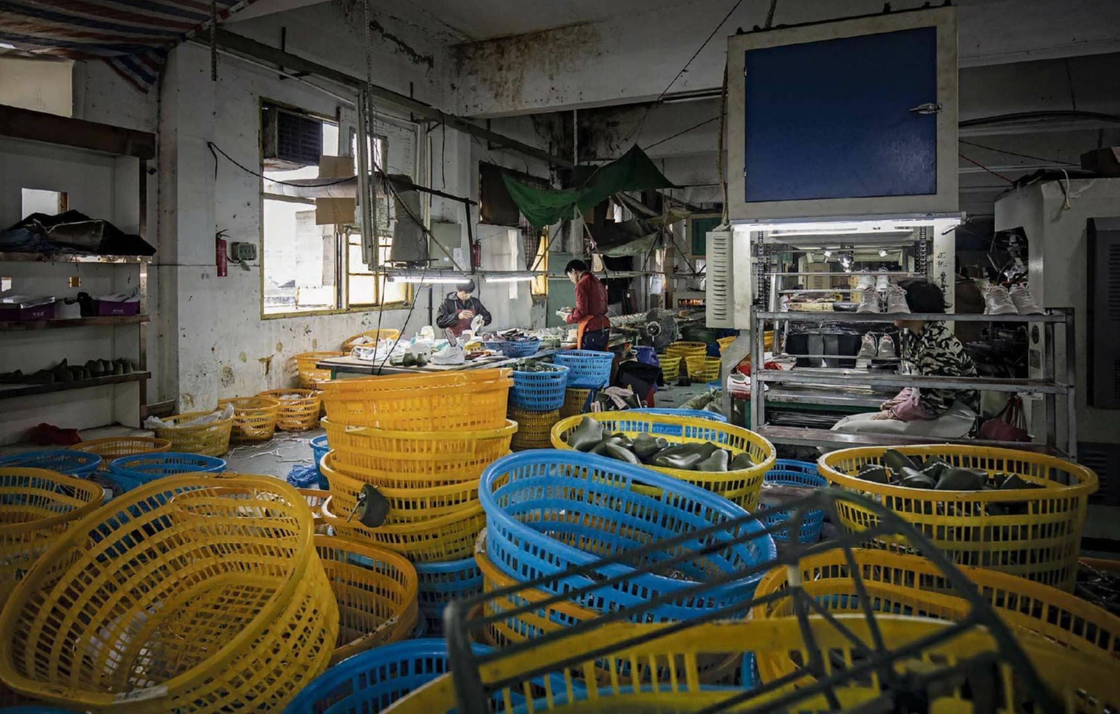 In Wenzhou, It's Adapt Or Die