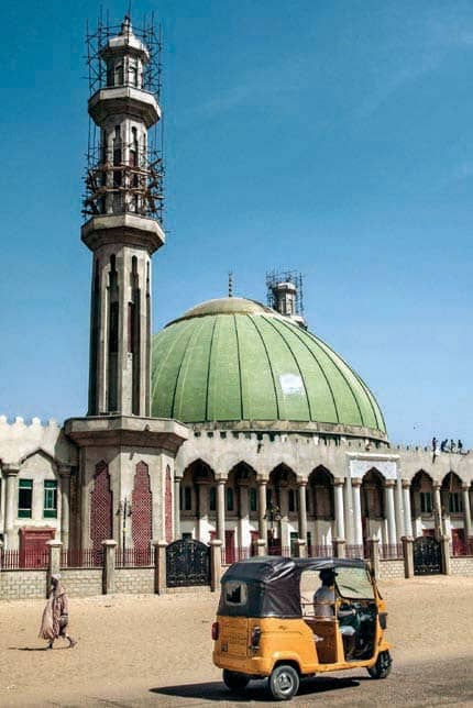 Islamic State Is Rebuilding In Africa