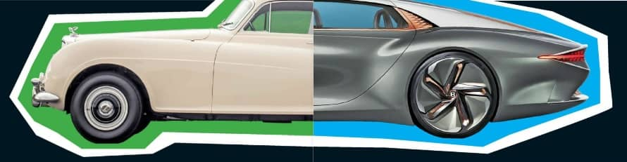 Bentley's Future Perfect