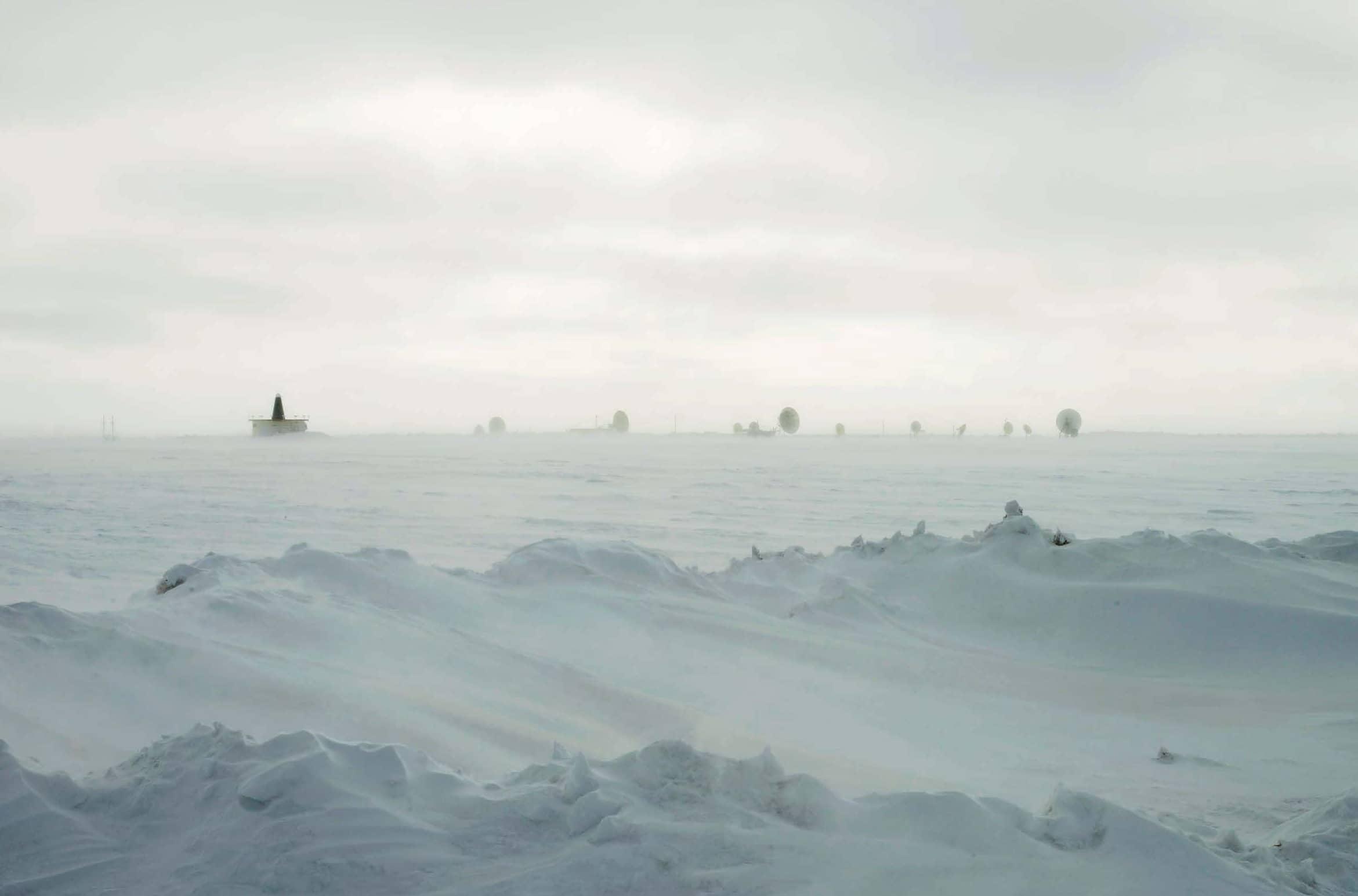 The Arctic High-Speed Internet Scam