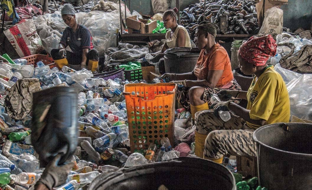 Lagos Is Facing Its Bottle Problem
